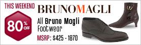 Bruno Magli Footwear - 80% off All Styles This Weekend!