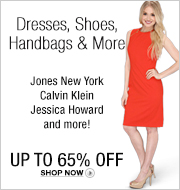 Head to Toe Women's Classic Brands - Jones New York, Calvin Klein, Jessica Howard and more! Up to 65% Off