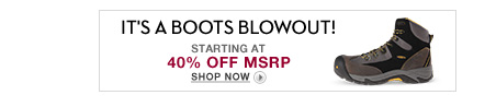 Boots Blowout