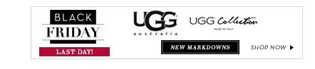 11/29 - UGG and UGG Collection