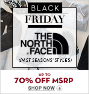 11/26 - The North Face (HTT)