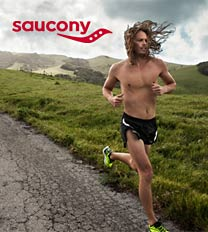 saucony running clothes