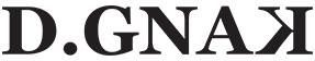 D.GNAK Logo