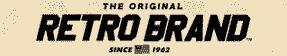 The Original Retro Brand Logo
