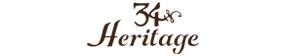34 Heritage Logo
