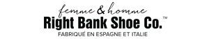 Right Bank Shoe Co™ Logo