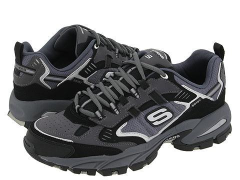 8c89e71700bb SKECHERS Vigor - Insight (Charcoal Black) Men s Shoes. EAN-13 Barcode of  UPC 884292968497. 884292968497