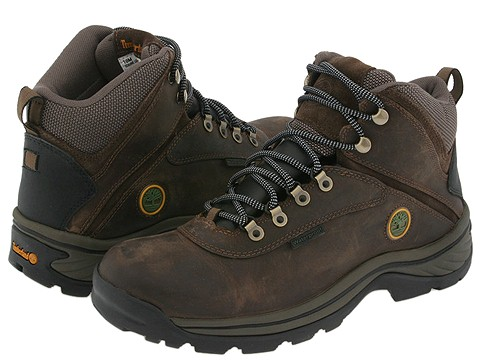 ... Men's Hiking Boots. UPC 829024863640 product image for Timberland White  Ledge 12135 Brown | upcitemdb.com