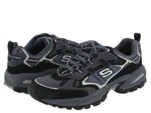 12e5cd9ab56a 884292039357. SKECHERS Vigor - Insight (Charcoal Black) Men s Shoes