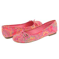 Sam & Libby - Kalis (Dark Pink / Dark Pink Fabric) - 6PM.com :  bow trim sam and libby quilted flats