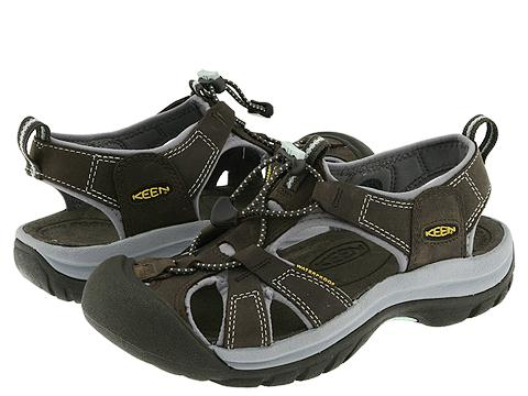Keen - Venice (Black Olive/Surf Spray) Women's Sandals