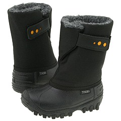 SALE! $14.99 - Save $29 on Tundra Boots Kids Teddy 4 (Toddler Little Kid) (Black) Footwear - 65.93% OFF $44.00