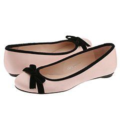 Pedro Garcia - Iara (Pink) - 6PM.com :  pink flats satin ballet