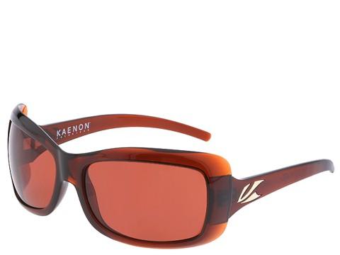 Kaenon - Georgia SR91 (Polarized) (Tobacco W/C-12 Lens Tint) Sport Sunglasses
