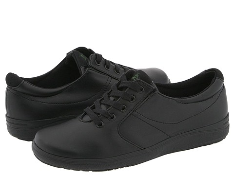 Grasshoppers - Stretch Plus Lace (Black) Women's Lace up casual Shoes