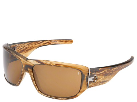 Spy Optic - Lacrosse Polarized (Tortoise/Bronze Polarized Lens) Sport Sunglasses