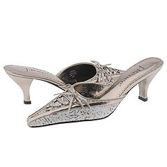 J. Reneé - Amara - 6PM.com :  mules kitten heel metallic shoes