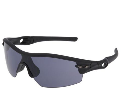 Oakley - Radar Pitch (Matte Black/Grey) Sport Sunglasses