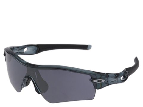 Oakley - Radar Path (Crystal Black/Black Iridium) Sport Sunglasses