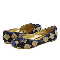 Not Rated - Yep Yap (Navy) - 6PM.com :  skimmers argyle shoes flats
