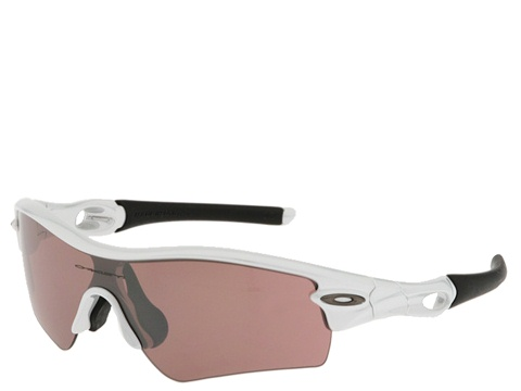Oakley - Radar Path (White Chrome/G20 Black Iridium) Sport Sunglasses