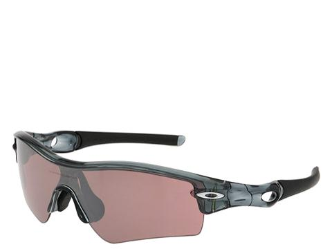 Oakley - Radar Path (Crystal Black/G20 Black Iridium Lens) Sport Sunglasses