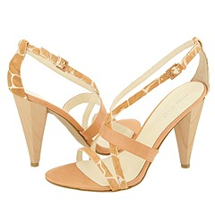 Nine West - Doubts (Light Orange Pony) - 6PM.com :  luxe designer clothing summer open toe