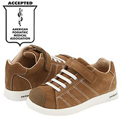 SALE! $16.99 - Save $35 on pediped Jake Flex (Toddler Little Kid) (Lt. Brown) Footwear - 67.33% OFF $52.00