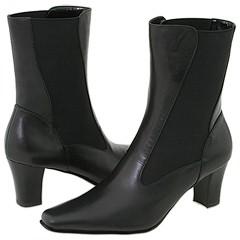 David Tate Megan (Black Calf) Footwear