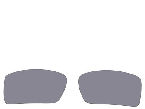 Oakley Gas Can - Replacement Lenses (Grey) Sport Sunglasses
