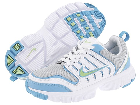 Nike Kids Free PG (Toddler/Youth) : Nike Kids Girls Shoes