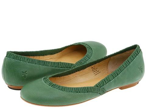 Frye - Molly Flat (Grass) - Footwear