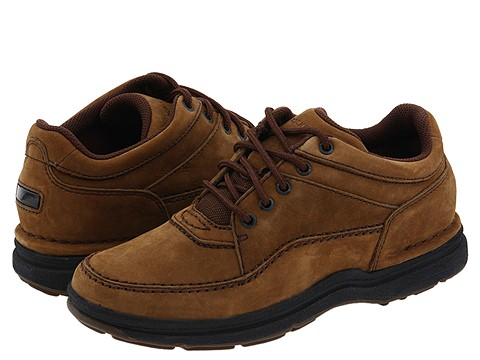 Rockport - World Tour Classic (Chocolate Nubuck) Women's Walking Shoes