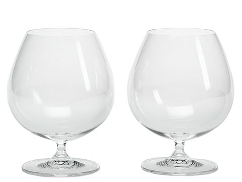 Riedel - Vinum Brandy Snifter Set of 2 (Clear) Individual Pieces Cookware