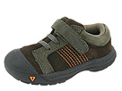 Keen Kids - Austin (Infant/Toddler) (Black Olive) - Footwear