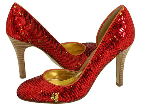 Nine West - Vishnu (Red/Medium Orange) - Footwear