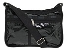 LeSportsac Deluxe Everyday Bag (Black Patent)