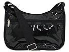 LeSportsac Classic Hobo Bag (Black Patent)