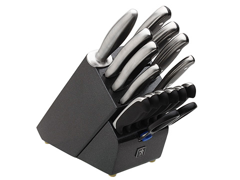 Zwilling J.A. Henckels J.A. Henckels International Forged Synergy 16-Piece East Meets West Block Set (Cutlery) Cutlery