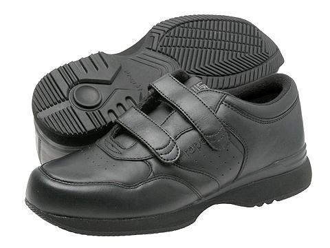 UPC 756111164840 product image for Propet Mens LifeWalker Strap Shoes-10.5 XW,BLACK