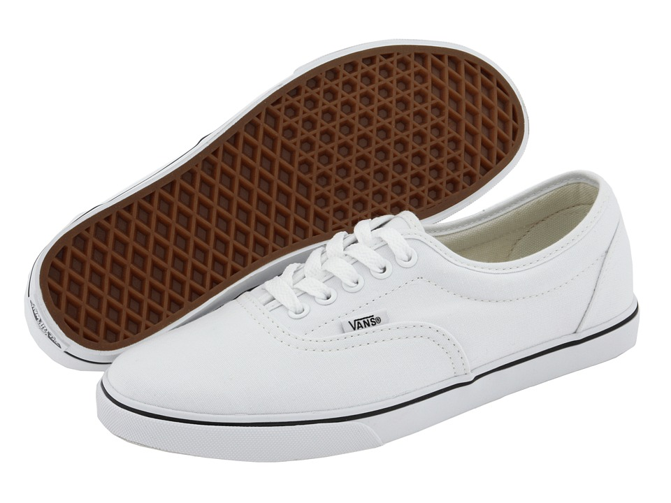 Vans - LPE (True White) Skate Shoes