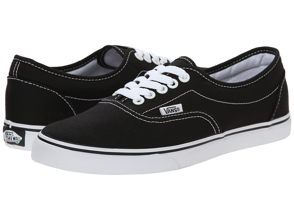 Vans - LPE (Black/White) Skate Shoes