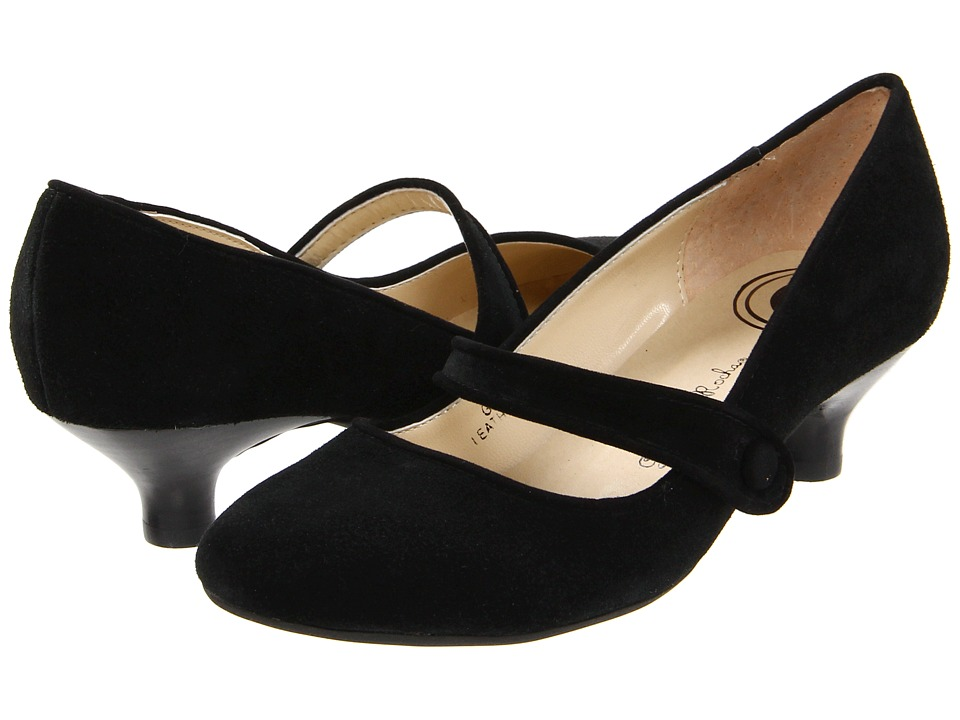 Gabriella Rocha - Ginger (Black Suede Leather) Women