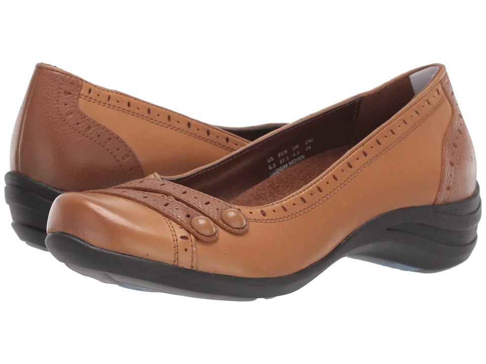 Hush Puppies Burlesque (Tan Leather) Women