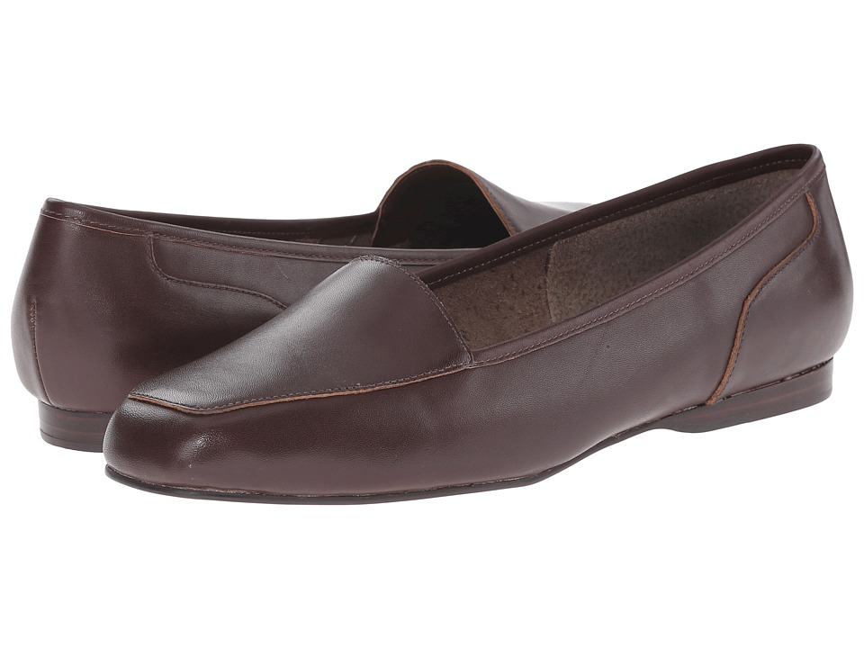 Enzo Angiolini - Liberty (Chocolate) Women's Flat Shoes