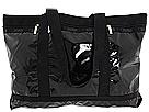 LeSportsac Travel Tote Bag (Black Patent)