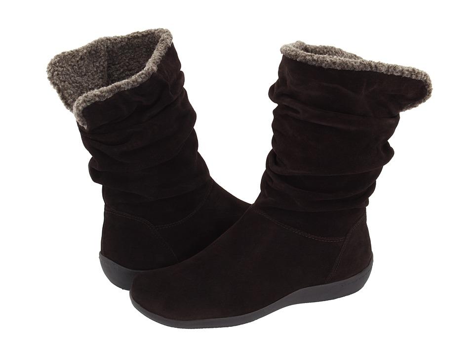 Easy Spirit - Stargazer (Mink Suede) Women's Pull-on Boots