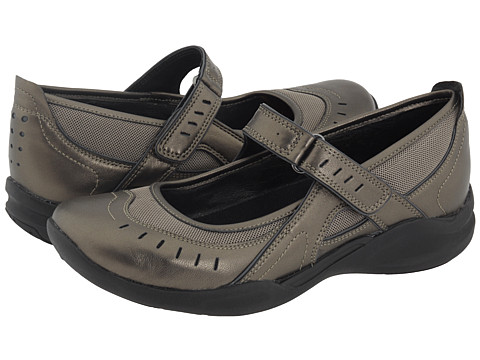 Clarks - Wave.Cruise (Pewter Leather) Women's Shoes