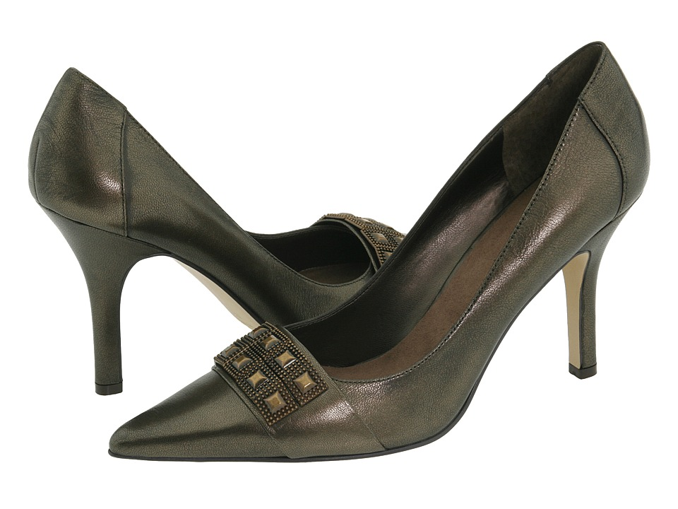 Nine West - Bossman (Dark Green) High Heels