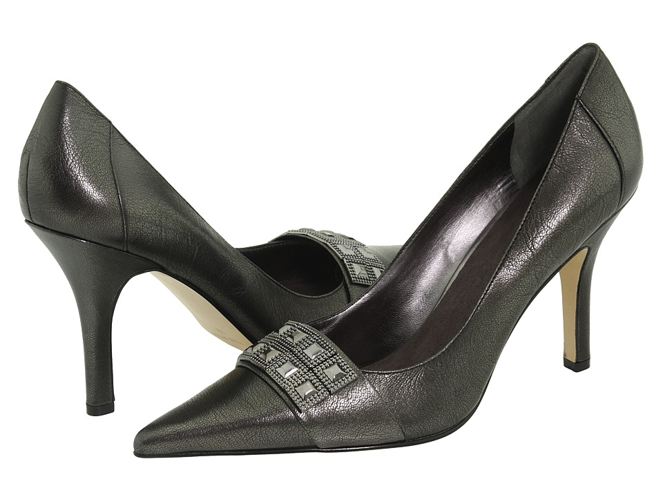Nine West - Bossman (Pewter) High Heels